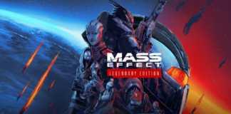 Mass Effect Legendary Edition data de lançamento