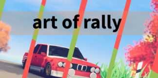 Art of rally review