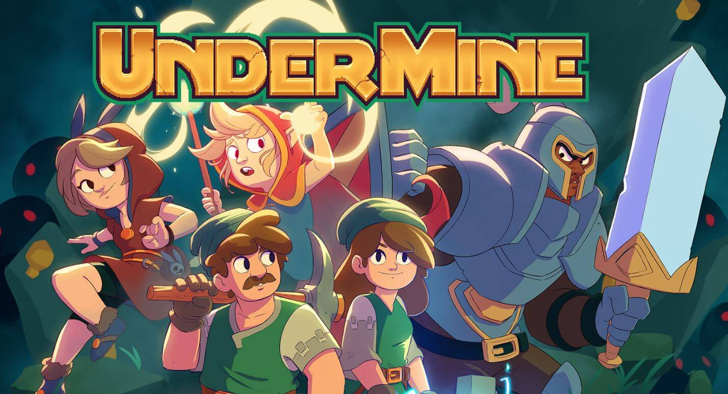 Undermine será lançado no Nintendo Switch