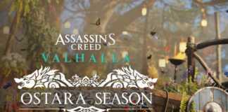 Assassin's Creed Valhalla nova expansão chega em 29 de abril