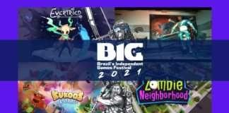 BIG Festival 2021 terá mais 8 jogos em destaque