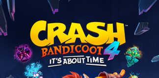 Crash Bandicoot 4: It's About