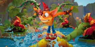 Crash Bandicoot 4: It's About Time chega no Switch, Series X|S e PS5