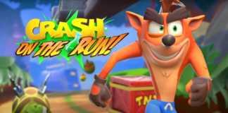 Crash Bandicoot: On The Run anunciado para celular
