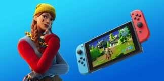 Fortnite: Jogo recebe atualização de desempenho no Nintendo Switch