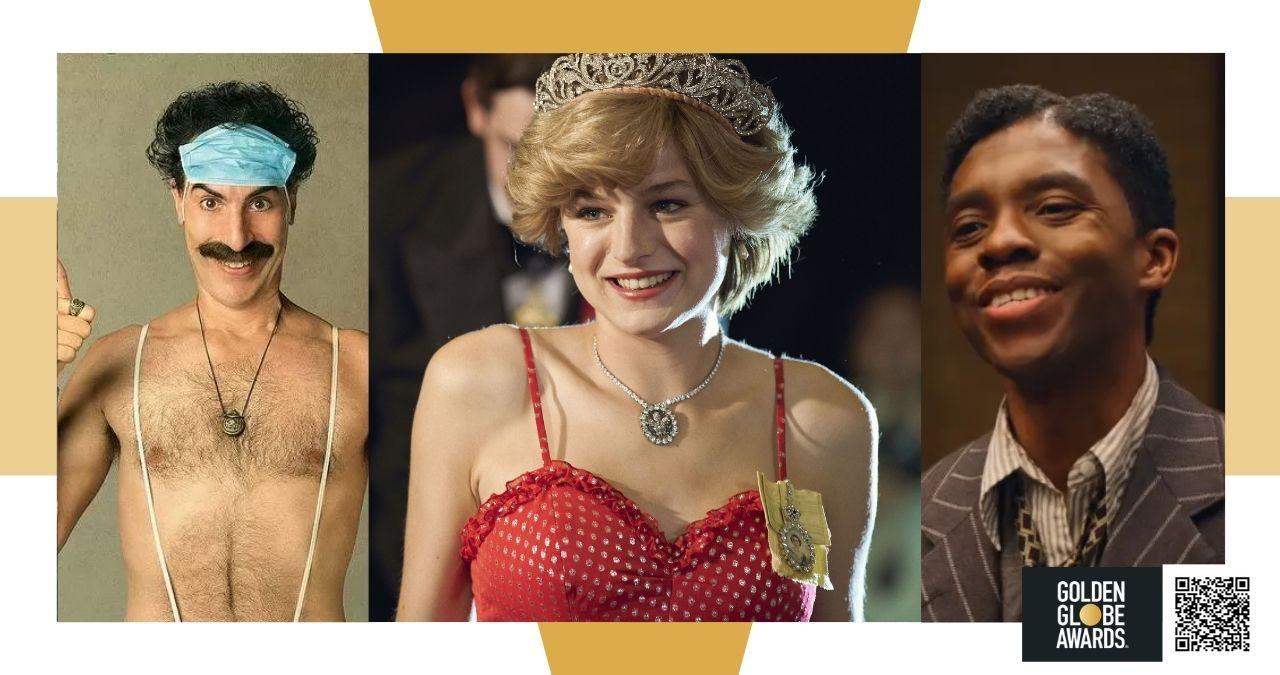 Globo de Ouro 2021 confira os vencedores
