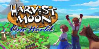 Harvest Moon One