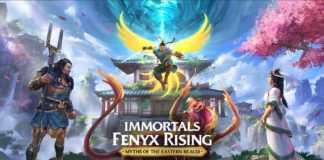 Immortals Fenyx Rising dlc Myths of the Eastern Realm chega no fim do mês