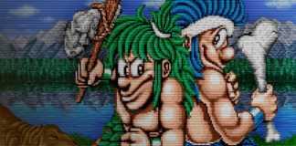 Clássico Joe & Mac é lançado em versão retro no Playstation 4