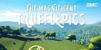 The Magnificent Trufflepigs jogo terá voz de Arthur Darvill de Doctor Who
