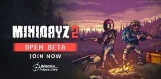 Mini Dayz 2 para mobile tem beta aberto