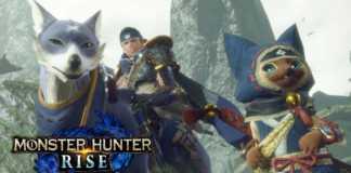 Monster Hunter Rise já vendeu mais de 4 milhões de jogos desde seu lançamento