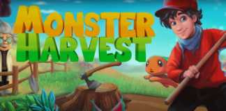 Monster Harves ganha novo trailer