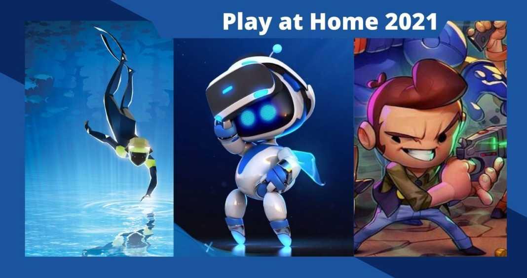 Play at Home traz 9 jogos gratuitos