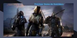 Primeiras impressões do demo Outriders no PS4