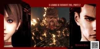 Conheça mais do Universo de Resident Evil nessa parte 2