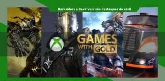 Games with Gold de abril de 2021