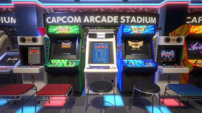 Capcom Arcade Stadium Recebe novos recursos e chega em maio