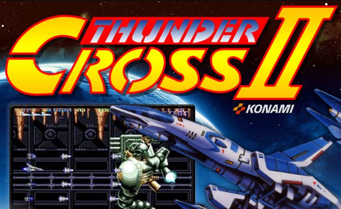 Thunder Cross II chega nesta quarta (28) ao PS4 e Switch