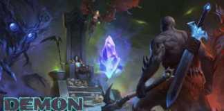 Demon Skin jogo hack and slash já está disponível para PC via steam