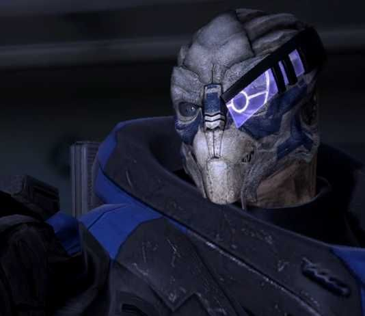 Garrus, de Mass Effect ganha travesseiro oficial na Loja