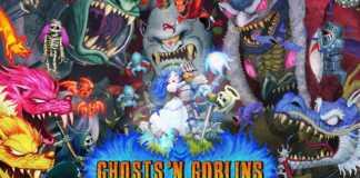 Ghosts 'n Goblins Ressurrection chega ao PC e consoles em Junho