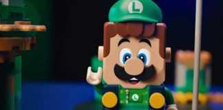 LEGO Super Mario: Luigi ganhará seu próprio playset