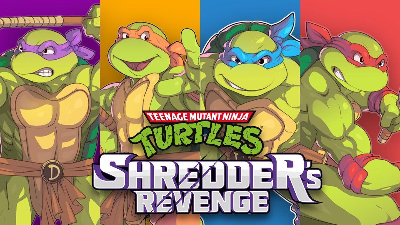 Tartarugas Ninja é anunciado para o Nintendo Switch