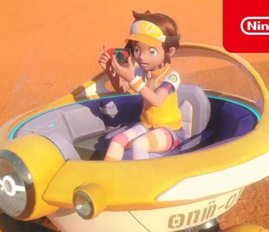 Um novo trailer de New Pokémon Snap foi divulgado