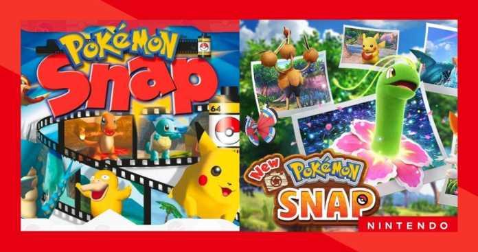 New Pokémon Snap aguardando ansiosamente pelo jogo
