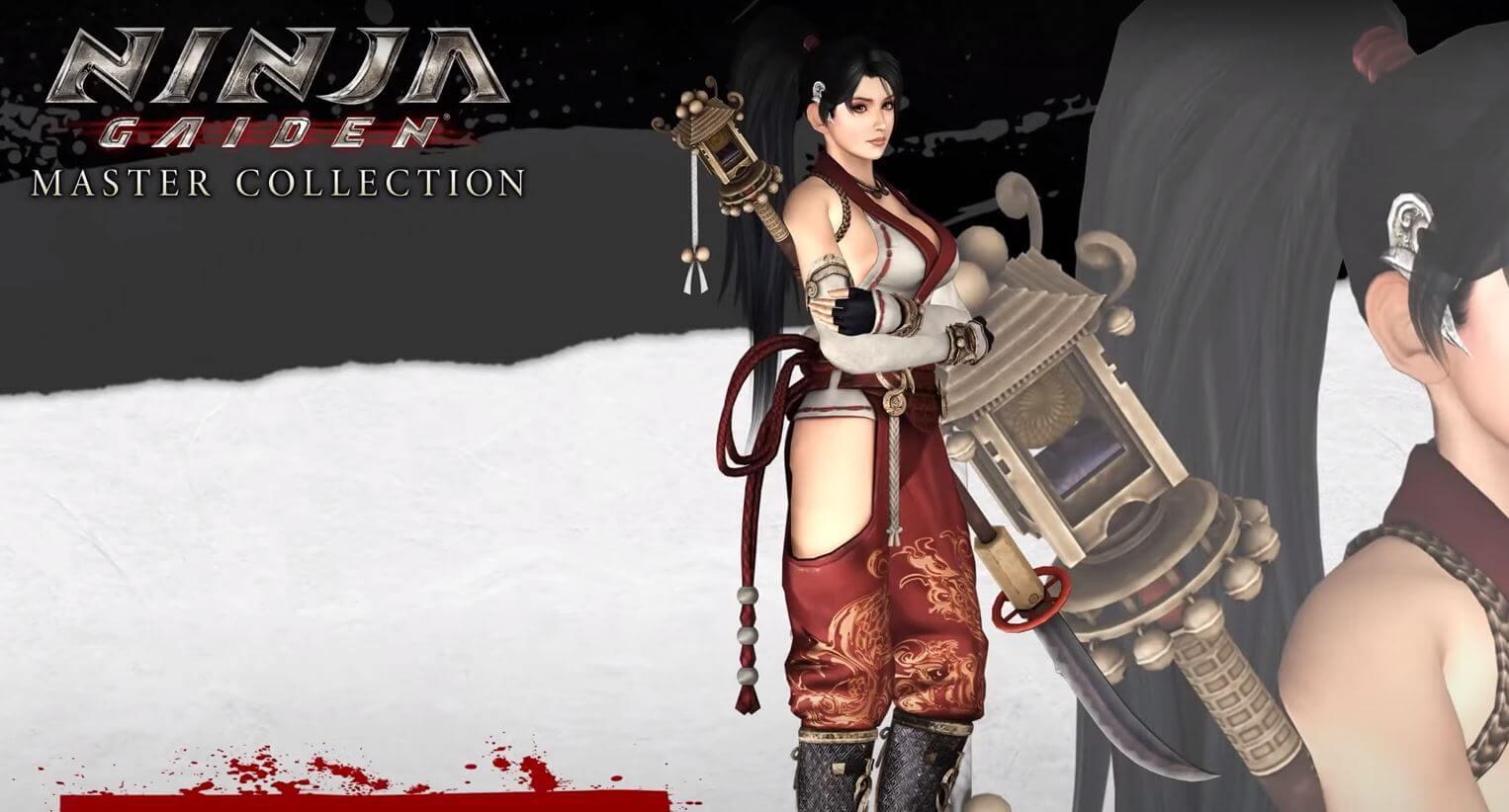 Ninja Gaiden: Master Collection ganha gameplay dos personage