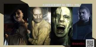 O Legado de Resident Evil: A Obra Que Definiu um Gênero - Parte 4
