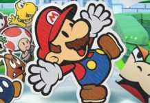 Paper Mario estreava a 14 anos