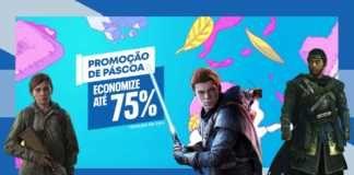 """PlayStation Store - A """"Promoção de Páscoa"""" já está disponível"""