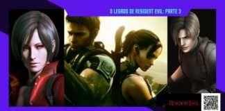 O Legado de Resident Evil: Parte 3