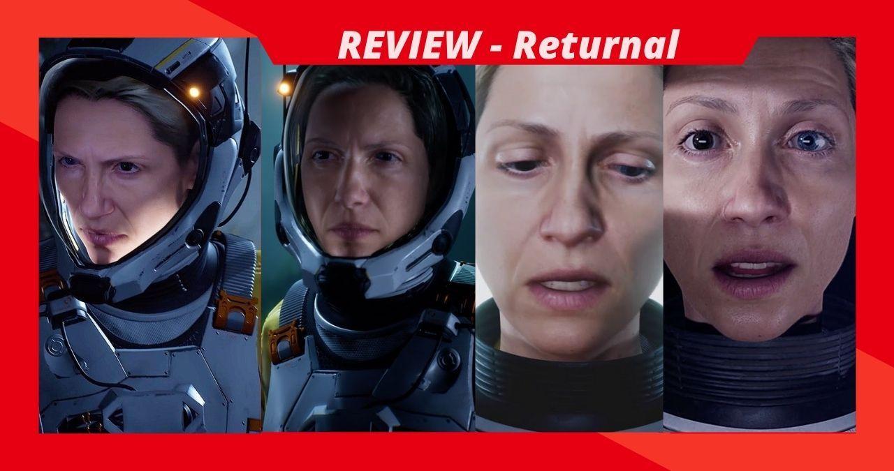 Review   Returnal: O looping é infinito no Playstation 5