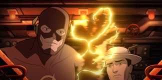 Sociedade da Justiça | Flash entra em colapso com seu eu do passado