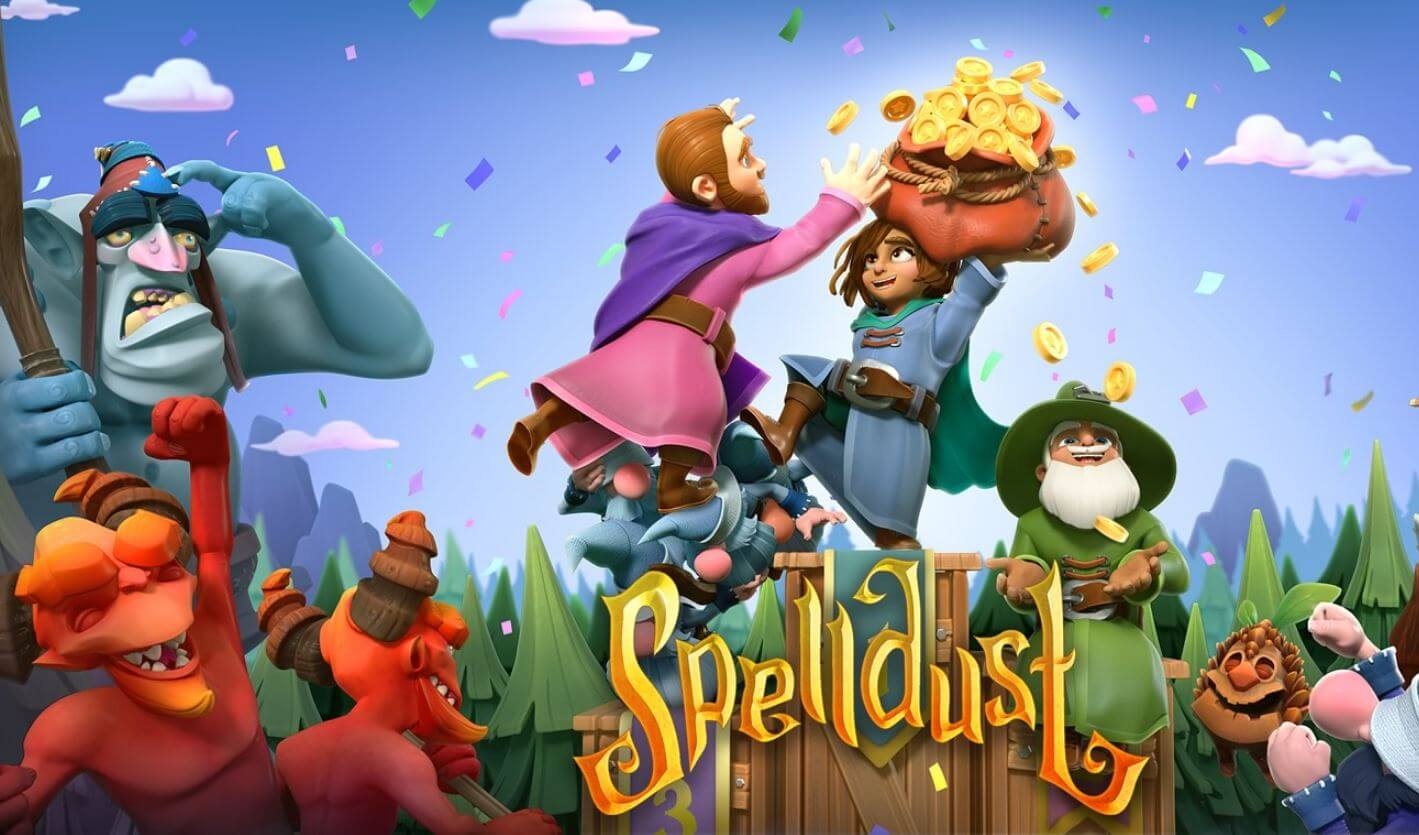 Spelldust chega em 27 de abril para mobile