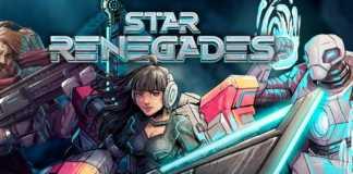Star Renegades versão de colecionador