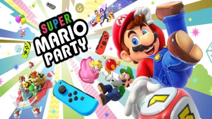 Super Mario Party: Atualização já disponível, confira todos os detalhes adicionados.