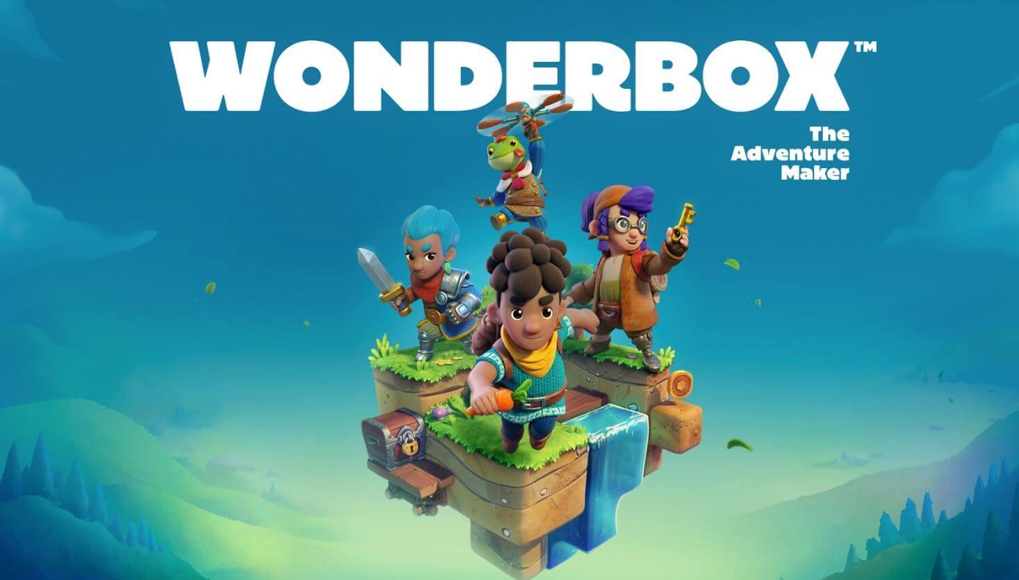 Wonderbox: The Adventure Maker está disponível no iOS