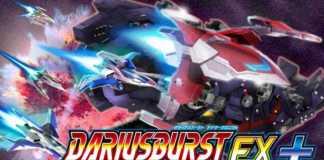'DariusBurst Another Chronicle EX+' chega em breve ao Nintendo Switch