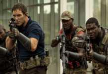 A Guerra do Amanhã | Nova imagem divulgada de Chris Pratt em ação