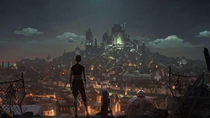 League of Legends: série animada chega em breve a Netflix