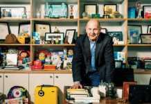 Chris Meledandri, fundador da Illumination, chega a Nintendo como diretor