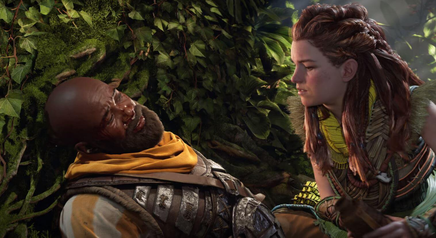 Assista 14 minutos de gameplay do Horizon Forbidden West