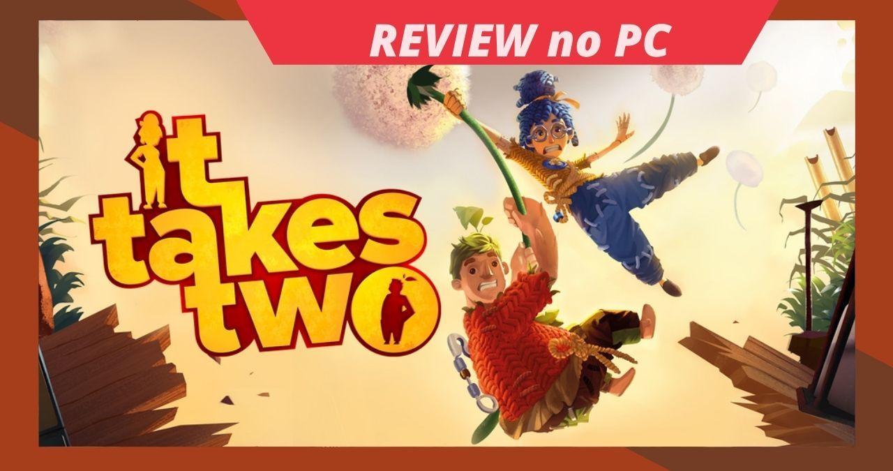 It Takes Two Review: Dois são melhores que um