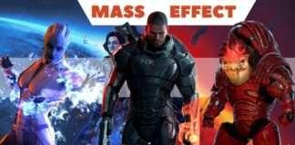 Mass Effect: o elo entre o passado, presente e futuro