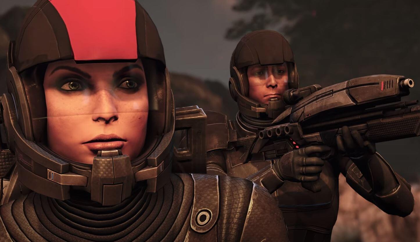 Revelado 21 minutos de 'Mass Effect: Legendary Edition' em 4K e 60FPS