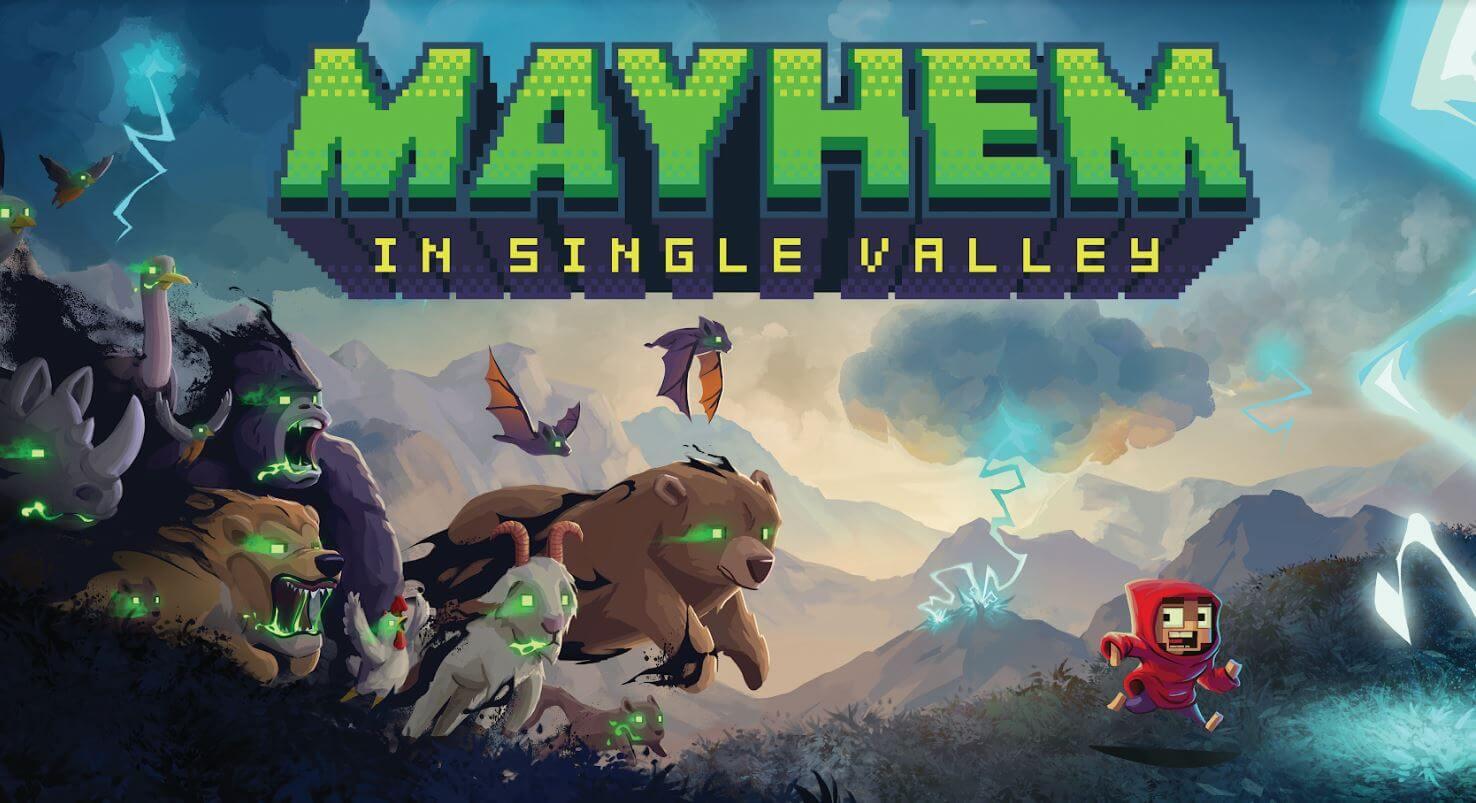 Mayhem in Single Valley chega em 20 de maio e tem demo disponível